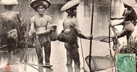 Việt Nam xưa qua 200 bức ảnh cổ