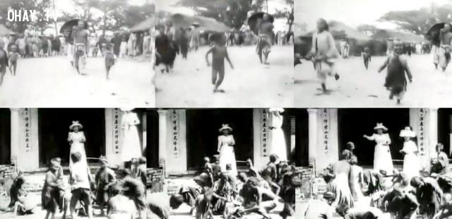 Những đoạn phim quay đầu tiên tại Việt Nam,Việt nam xưa,Việt Nam thế kỷ 18,Ảnh cổ Việt Nam