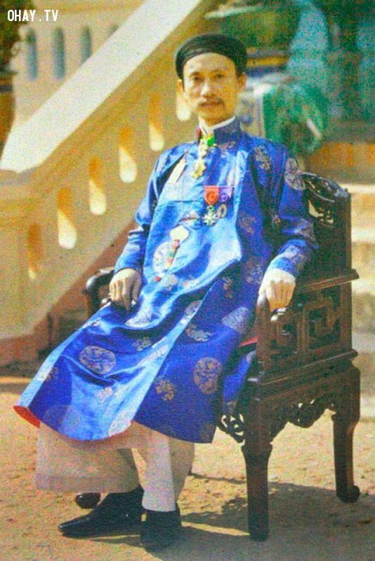 Tổng đốc Hà Đông - Hoàng Trọng Phu,Việt nam xưa,Việt Nam thế kỷ 18,Ảnh cổ Việt Nam