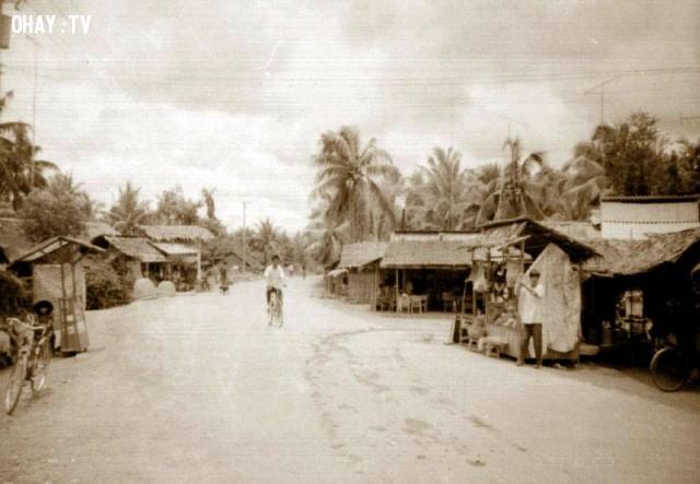 Chợ Tú Điền 1990,Bến Tre xưa,Xứ dừa,hình xưa,ảnh cổ,ảnh lịch sử