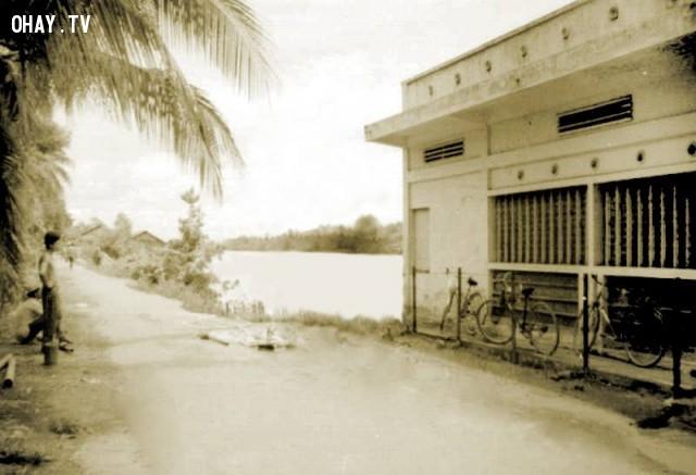 ,Bến Tre xưa,Xứ dừa,hình xưa,ảnh cổ,ảnh lịch sử