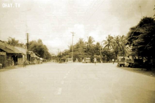 Ngã ba Tân Thành 2003,Bến Tre xưa,Xứ dừa,hình xưa,ảnh cổ,ảnh lịch sử