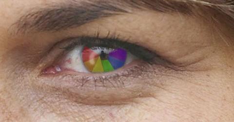 Người mù màu nhìn thấy gì?