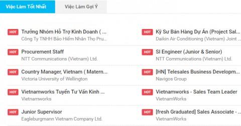Tổng hợp những trang web tuyển dụng uy tín tại Việt Nam