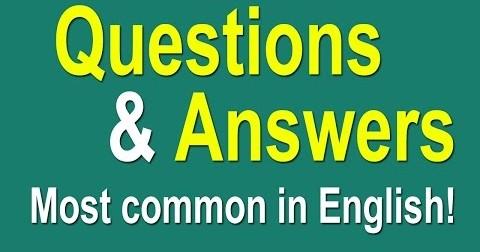 Cách đặt câu hỏi và trả lời câu hỏi trong Tiếng Anh