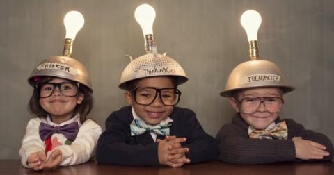 Học cách sáng tạo từ trẻ em
