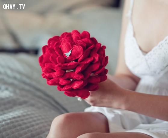 2. Quà handmade - Những món quà handmade được làm từ chính đôi tay khéo léo của người mình yêu lúc nào cũng mang lại cảm giác đặc biệt cho người nhận. ,valentine,tình yêu,người yêu,tuyệt vời,quà valentine
