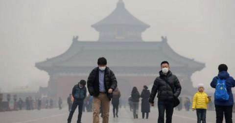 Ô nhiễm tại Trung Quốc và ý tưởng kinh doanh