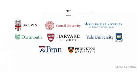 240 khóa học miễn phí từ các trường đại học hàng đầu thuộc Liên đoàn Ivy của Mỹ