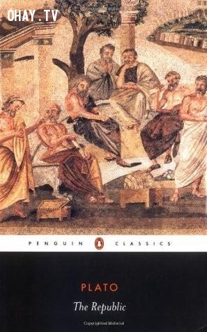 The Republic (Cộng hòa) - Plato,sách hay,đàn ông,đọc sách
