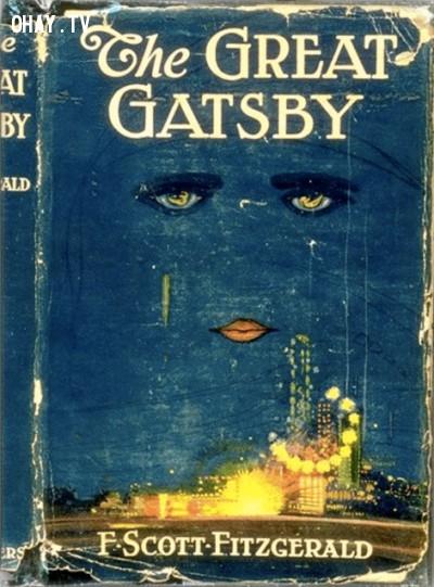 The Great Gatsby (Gatsby vĩ đại) - F. Scott Fitzgerald,sách hay,đàn ông,đọc sách