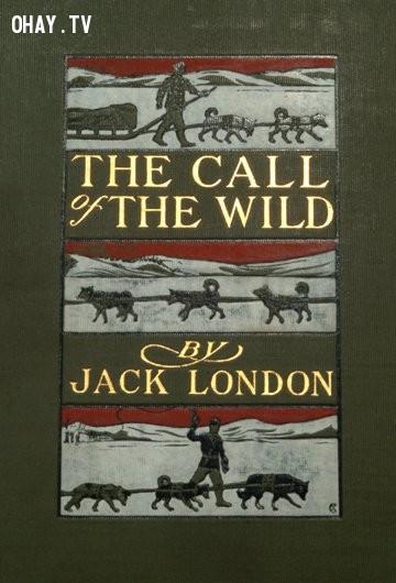 The Call of the Wild (Tiếng gọi nơi hoang dã) - Jack London,sách hay,đàn ông,đọc sách