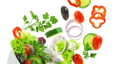 Món salad trộn không giới hạn - 'Minh tinh' của hệ ẩm thực 'thuận tự nhiên'