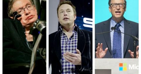 Lời cảnh báo của Bill Gates, Elon Musk và Stephen Hawking tới nhân loại