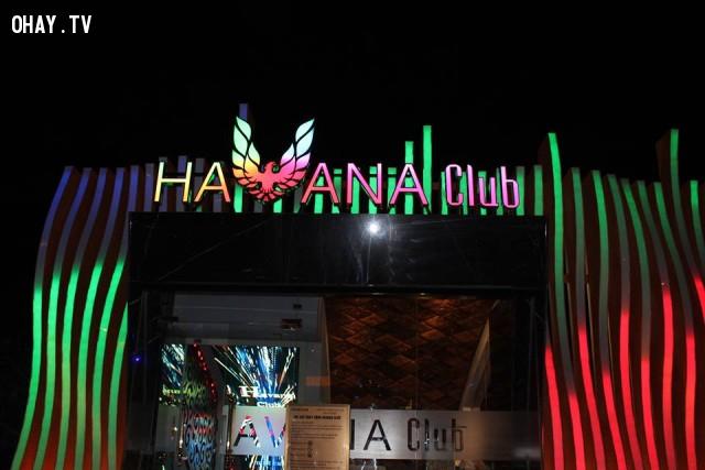 1. Havana Club,du lịch nha trang,bar ở nha trang,vũ trường,quán bar