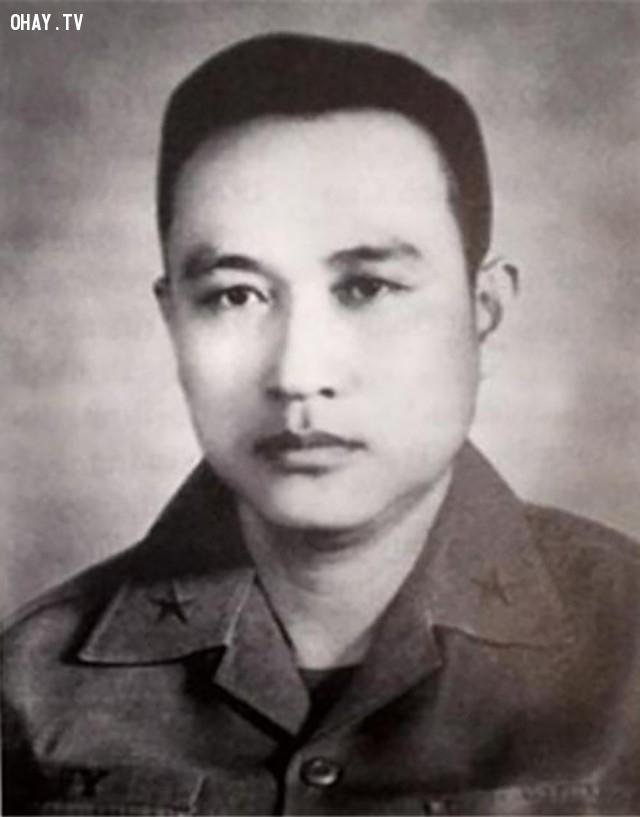 5. Tướng Lê Nguyên Vỹ - Sư đoàn V bộ binh VNCH.,ngũ hổ tướng,việt nam cộng hòa,tướng lĩnh,chiến tranh việt nam