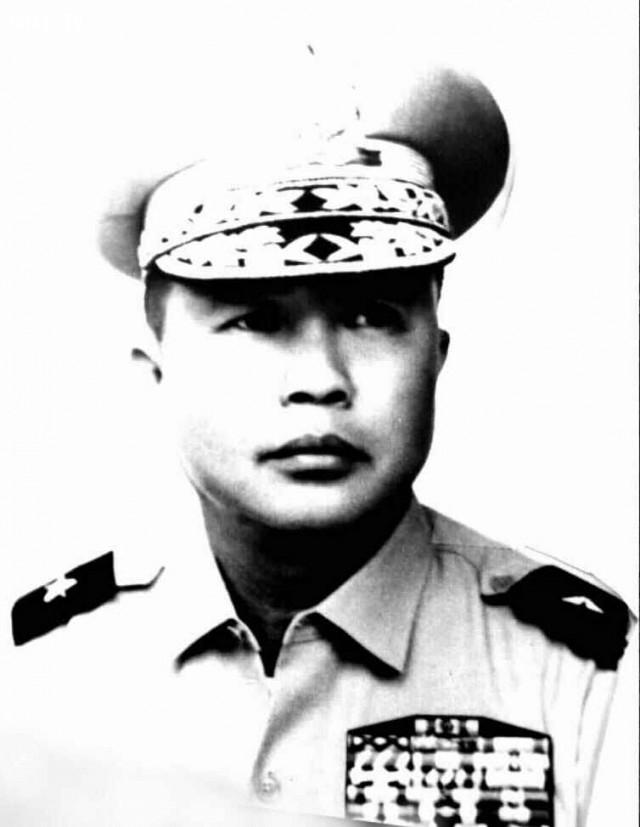 2. Tướng Trần Văn Hai - Chỉ huy Sư đoàn VII Bộ Binh VNCH.,ngũ hổ tướng,việt nam cộng hòa,tướng lĩnh,chiến tranh việt nam
