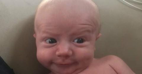15 biểu cảm siêu ngộ nghĩnh của em bé
