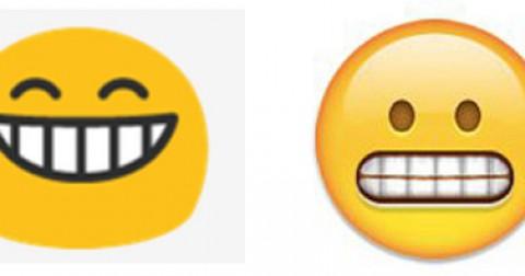 Các biểu tượng cảm xúc trên Samsung, Google và Apple có gì khác nhau