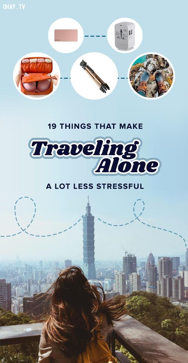 ,du lịch một mình