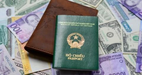Có 4 màu của hộ chiếu trên thế giới, và đây là lý do vì sao