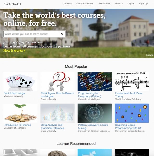 9. Những khóa học miễn phí,mạng internet,miễn phí,website hay