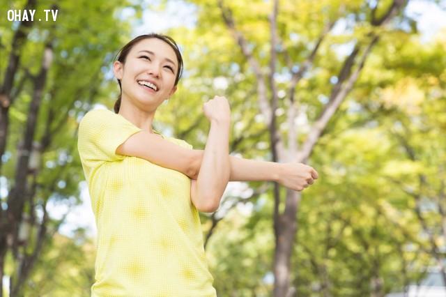 Tập thể dục mỗi ngày,ngày quốc tế hạnh phúc