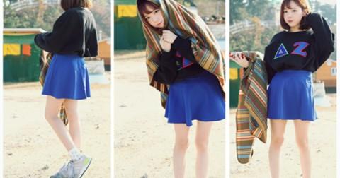 Cách lựa chọn trang phục khi bạn có chiều cao khiêm tốn
