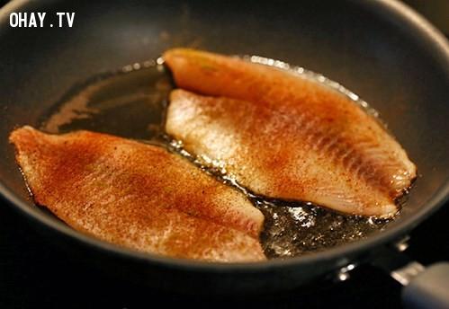 2. Cách rán,mẹo nấu ăn