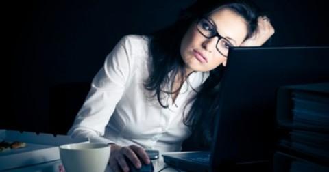 6 tác hại của việc thường xuyên thức khuya