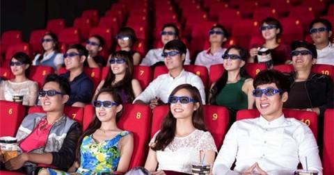 Đi xem phim rạp, ngồi vị trí nào là tốt nhất?