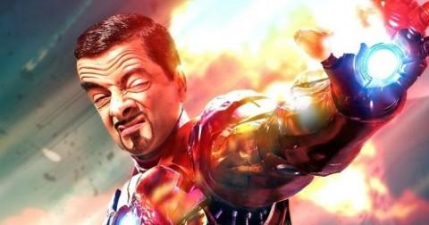 Khi Mr. Bean hóa thân thành các anh hùng trong phim Hollywood