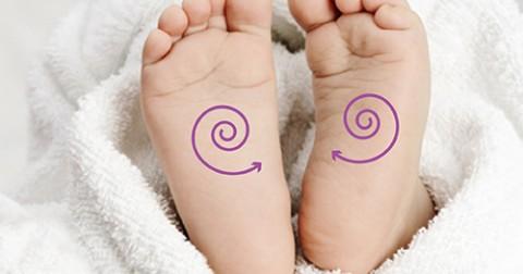 6 kiểu bàn chân hiếm thấy báo hiệu sự thật bất ngờ trong tương lai