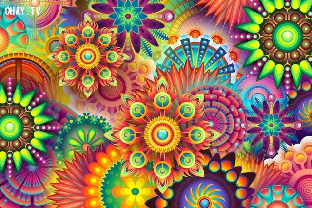 Màu sắc và tâm lý con người,màu sắc,cách phối màu,đồ họa,thiết kế,photoshop