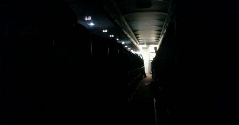 Tại sao máy bay tắt đèn khi cất cánh và hạ cánh?