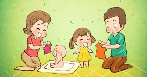 50 cách dạy con của những ông bố, bà mẹ HOÀN HẢO