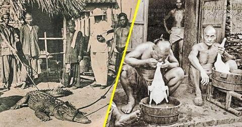17 bức ảnh về Việt Nam hiếm có 100 năm trước đây