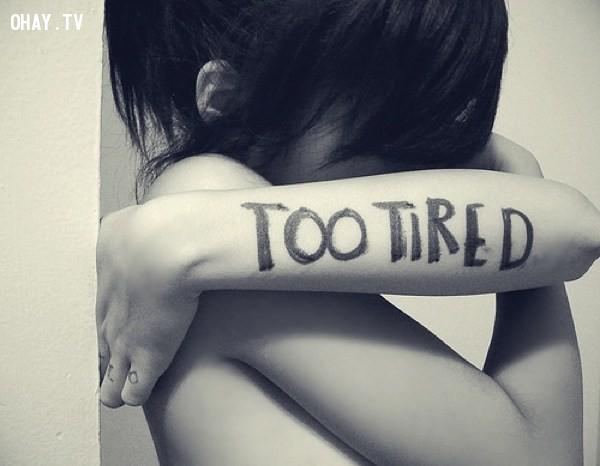 Sự mệt mỏi