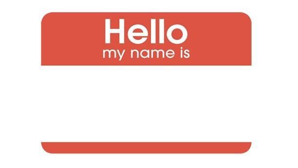 7. Tên của một người là âm thanh ngọt ngào nhất trên thế giới đối với họ. Nếu bạn nhớ tên của một người, bạn sẽ khiến họ cảm thấy thật đặc biệt.,mẹo hay,thủ thuật tâm lý,thủ thuật giao tiếp,tâm lý học,nghệ thuật giao tiếp
