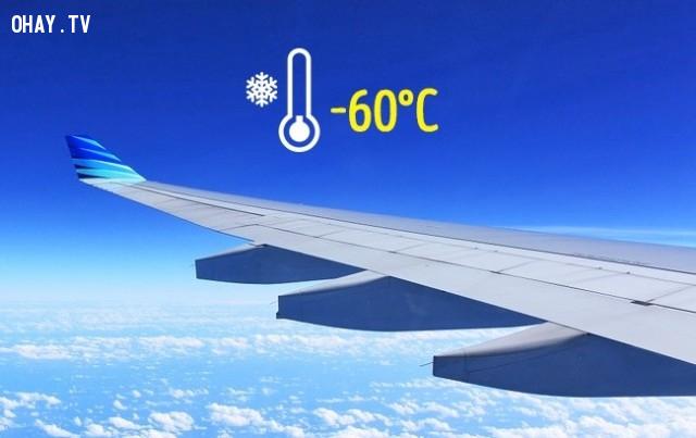 1. Vị trí cạnh cửa sổ luôn lạnh hơn những vị trí khác,lưu ý khi đi máy bay,kinh nghiệm đi máy bay,những điều cần biết khi đi máy bay,cách đi máy bay