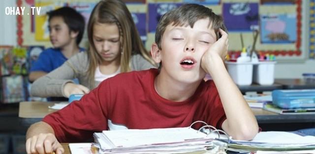 Giúp trẻ có thể dễ dàng thức dậy sớm vào buổi sáng