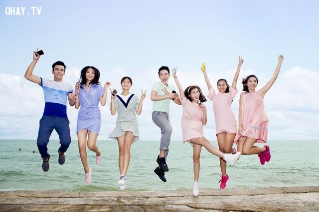 """""""Xách"""" cả nhóm bạn cùng đi du lịch,du lịch tiết kiệm,du lịch giá rẻ,mẹo du lịch"""