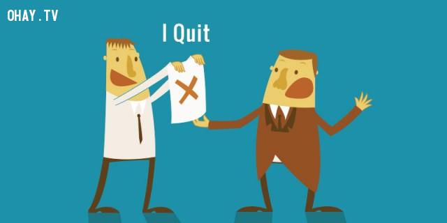 Đầu tiên, tại sao bạn nên nghỉ việc?,nhảy việc,kỹ năng,tháp nhu cầu Maslow,khi nào nên nghỉ việc