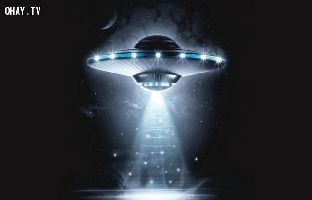 7. UFO,tâm linh,khoa học,bí ẩn chưa có lời giải