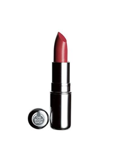 The Body Shop Lip Color Garnet ,son môi nào tốt,son môi an toàn,son môi dành cho bà bầu,mỹ phẩm dành cho bà bầu,phụ nữ mang thai