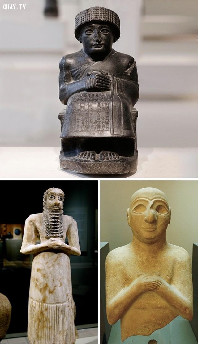 9. Người Sumer đến từ đâu, họ nói ngôn ngữ gì?,bí ẩn chưa có lời giải đáp,câu hỏi chưa có lời giải,những điều thú vị trong cuộc sống,sao Hỏa,Người Sumer