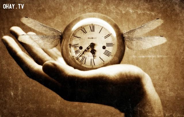 """Căng thẳng và """"áp lực thời gian"""" càng khiến một ngày trôi qua nhanh hơn,khám phá,thời gian,đồng hồ sinh học"""