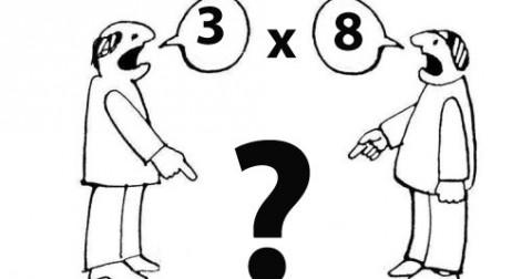 Ba nhân tám bằng mấy?
