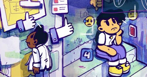 Tình trạng xuống cấp trong văn hóa ứng xử trên mạng xã hội