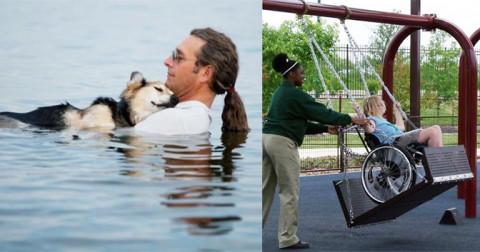 20 bức ảnh mạnh mẽ chứng minh lòng nhân hậu vô tận của con người